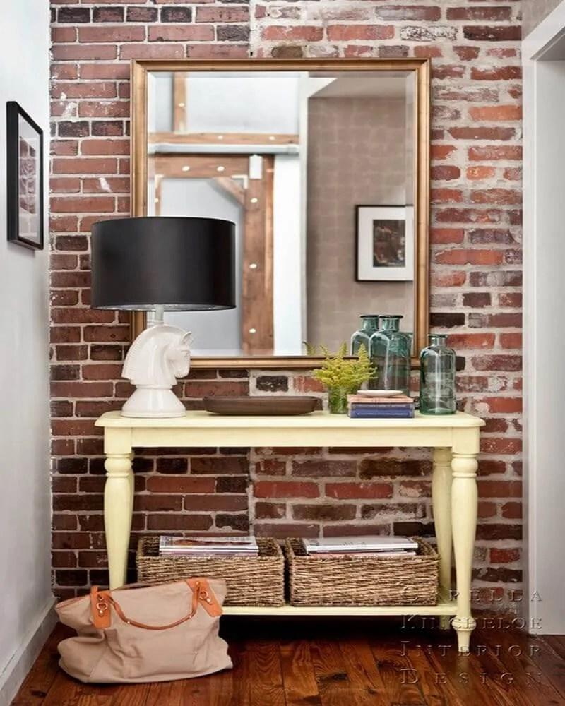 20 Amazing Interior Design Ideas With Brick Walls: 10 Captivating Exposed Brick Walls Interior Design Ideas