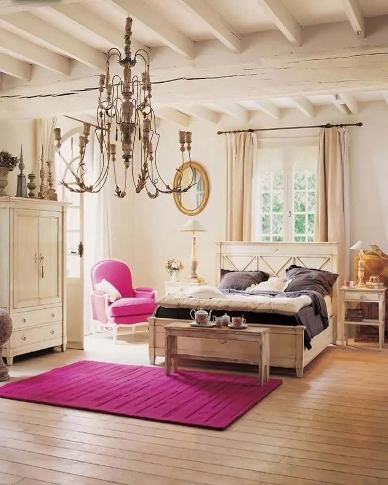 Interior Wonderful Country Home Decor Idea For Bedroom