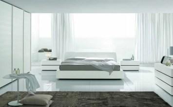 10 Serene White Bedroom Interior Design Ideas