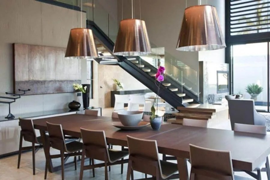 chic industrial dining room lighting s