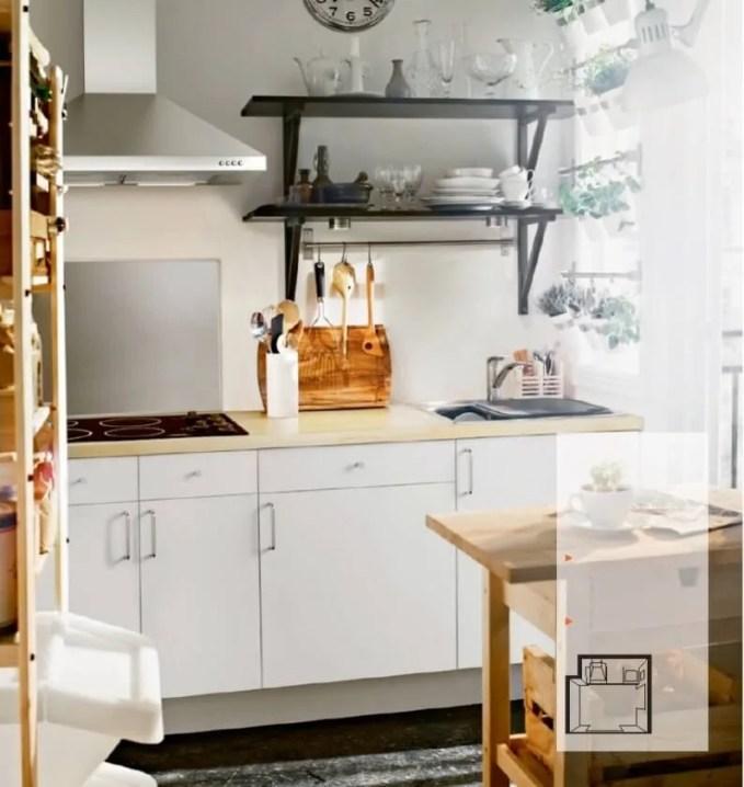 Charming Ikea Kitchen