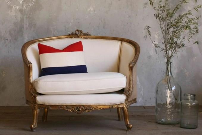 French Vintage Sofa