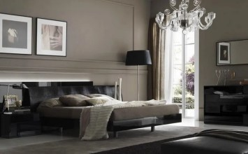 The 13 Most Elegant and Dramatic Masculine Bedroom Designs Ever