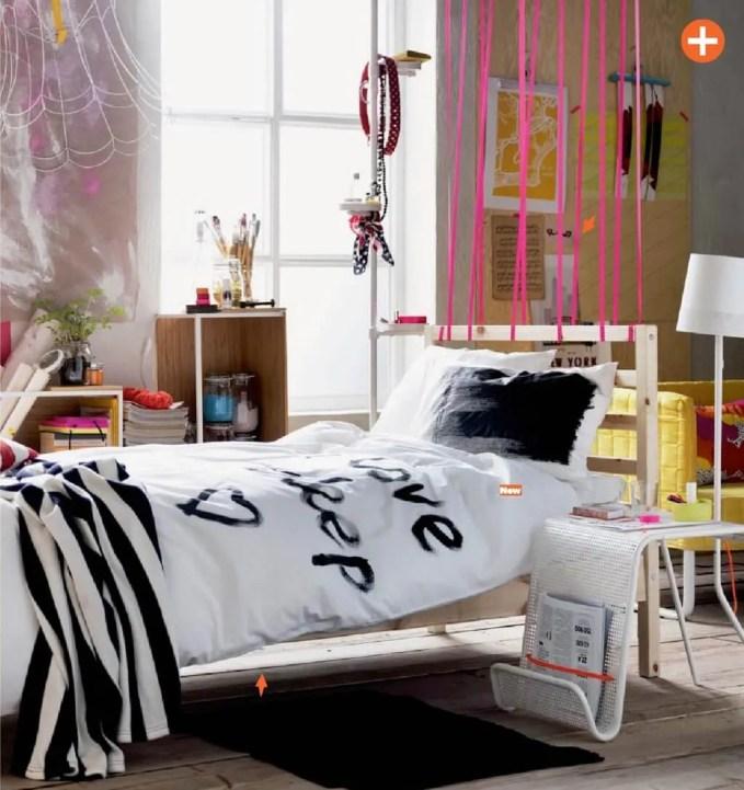 Stylish Ikea Bedroom