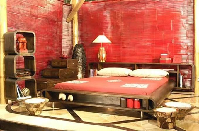 Artistic Bed Design