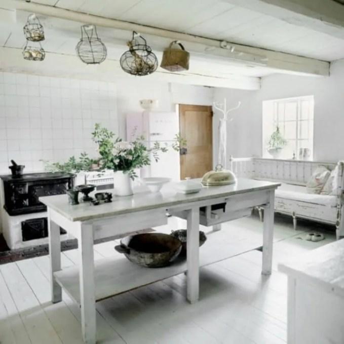 Incredible Scandinavian Rustic Kitchen
