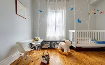 Top 8 Amazingly Modern Baby Nursery Design Ideas