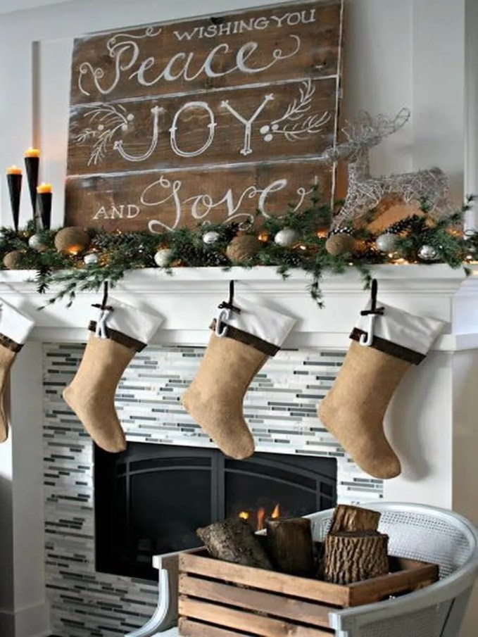 christmas-stockings-and-ideas-to-use-them-for-decor-26