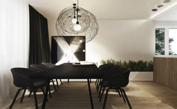 12 Elegant Masculine Dining Room Designs to Wow