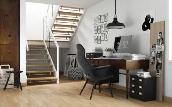 12 Cool Scandinavian Home Office Designs You'll Love