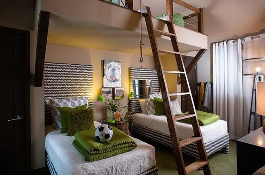 12 Cool Teen Boy's Bedroom Design Trends in 2015 ... on Teenage Bedroom Ideas Boy  id=55057