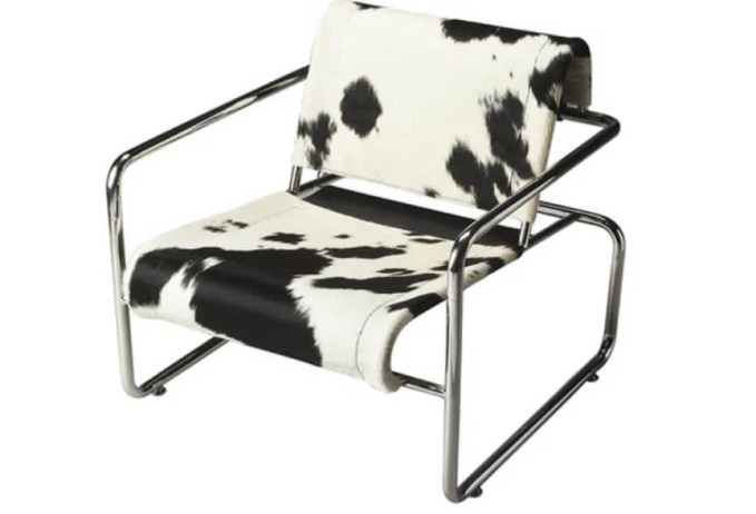 Soho Hair On Arm Chair