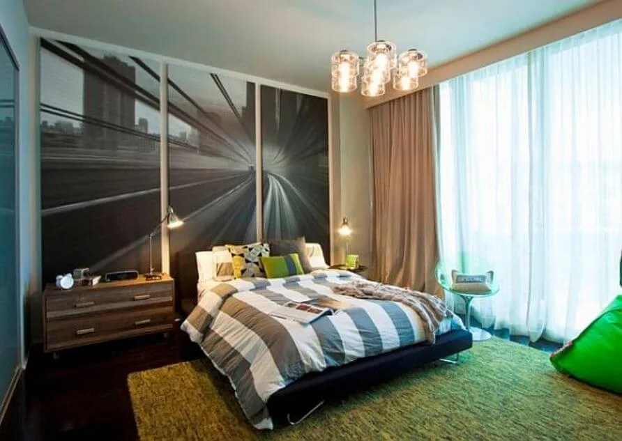 12 Cool Teen Boy's Bedroom Design Trends in 2015 ... on Teenage Boy Room  id=52842