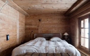15 Cozy and Chic Chalet Bedroom Designs