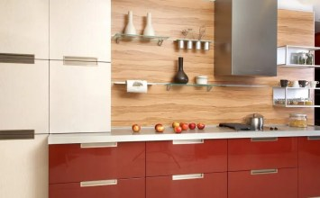 Floating Shelves in 11 Functional Kitchen Designs