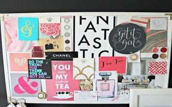 9 Creative Inspiration Board Ideas for Your Home Office