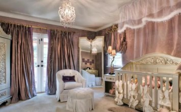 10 Princess Themed Girl's Bedroom Design Ideas
