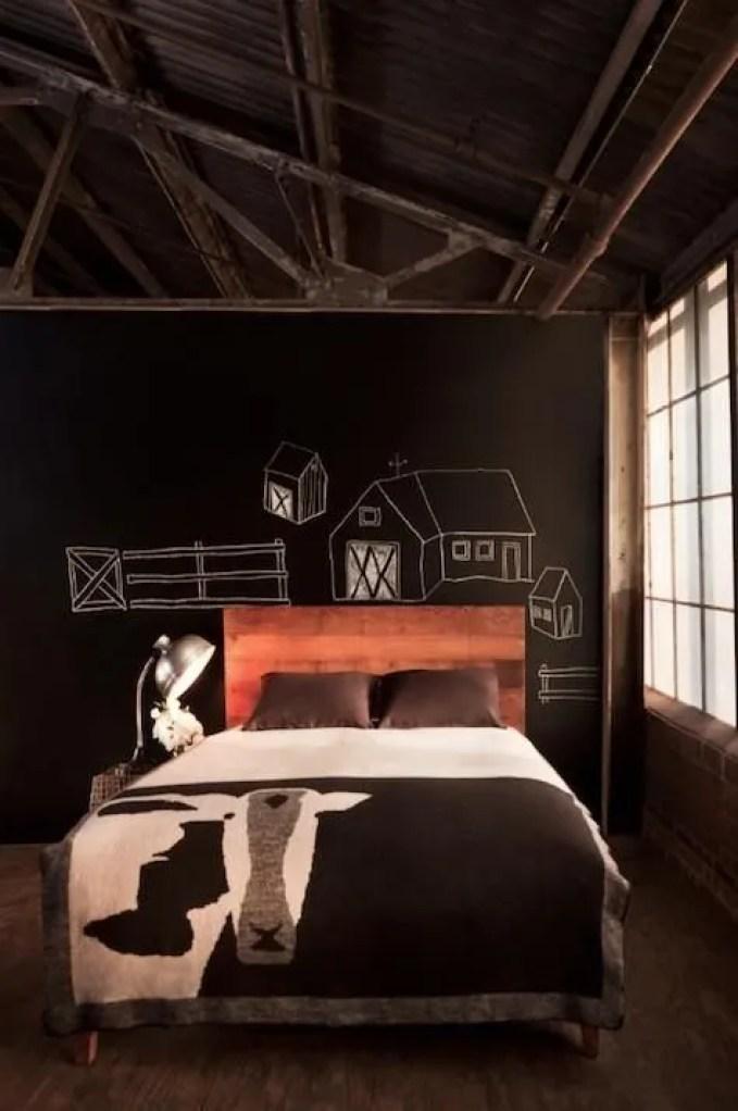 cool-chalkboard-bedroom-decor-ideas-to-rock-24
