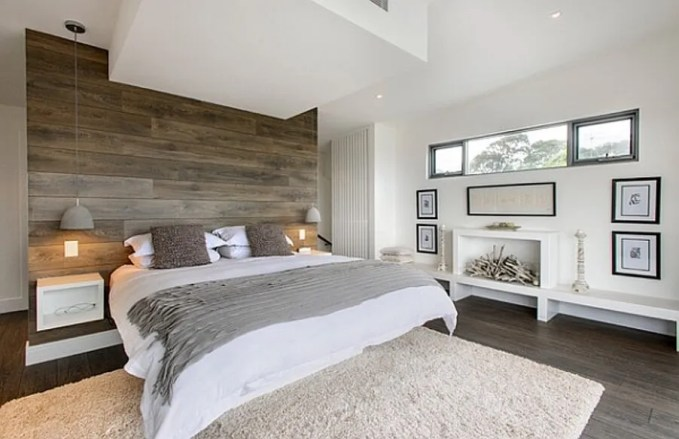 Timber Panell Accent Wall