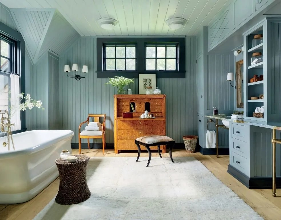 7 Charming Farmhouse Bathroom Design Ideas Https
