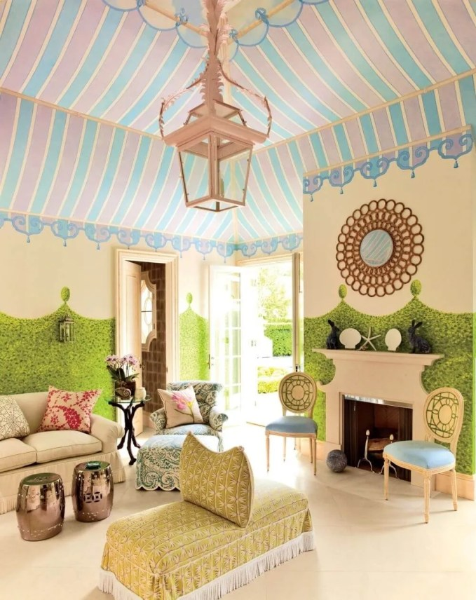 Cool Ceiling Wallpaper