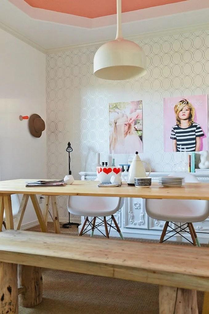 Feminine and Amazing Home Office