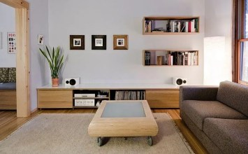 12 Coffee Table Designs on Wheels To Role a Modern Vibe in The Living Room