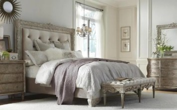 8 Chic Tufted Headboard Design Ideas For Modern Bedroom