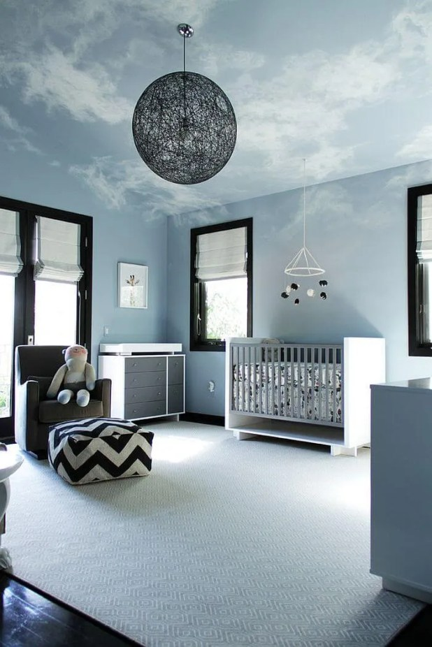 Sky Blue Nursery