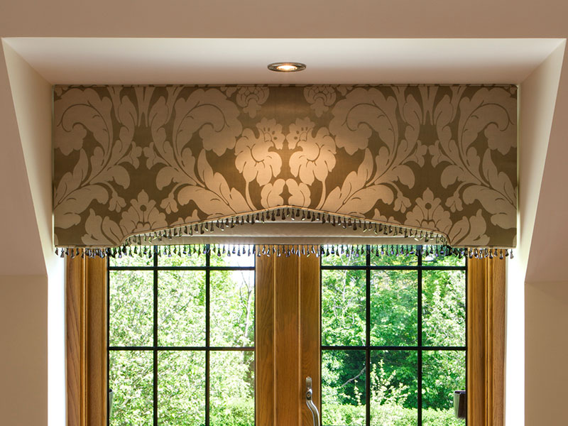 Window Valance - Interior Images, Brandon, Manitoba