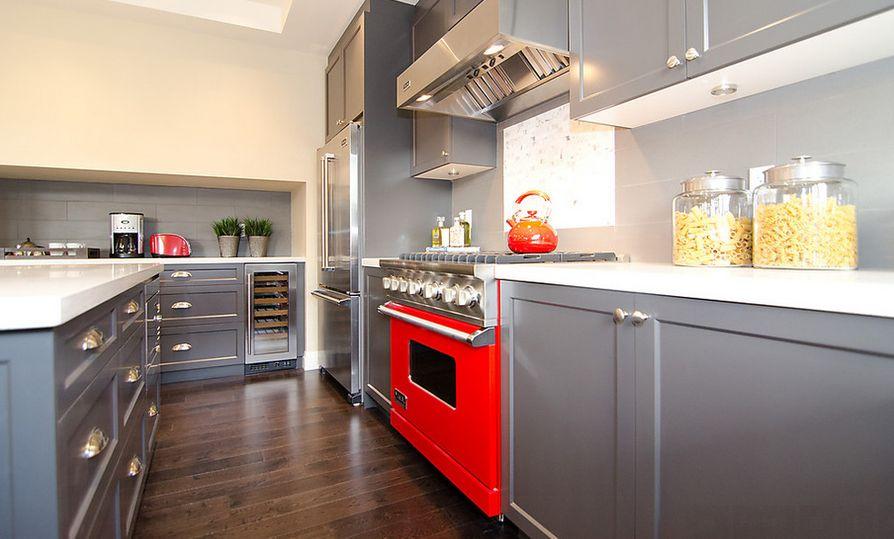 Grijze Keuken InteriorInsidernl