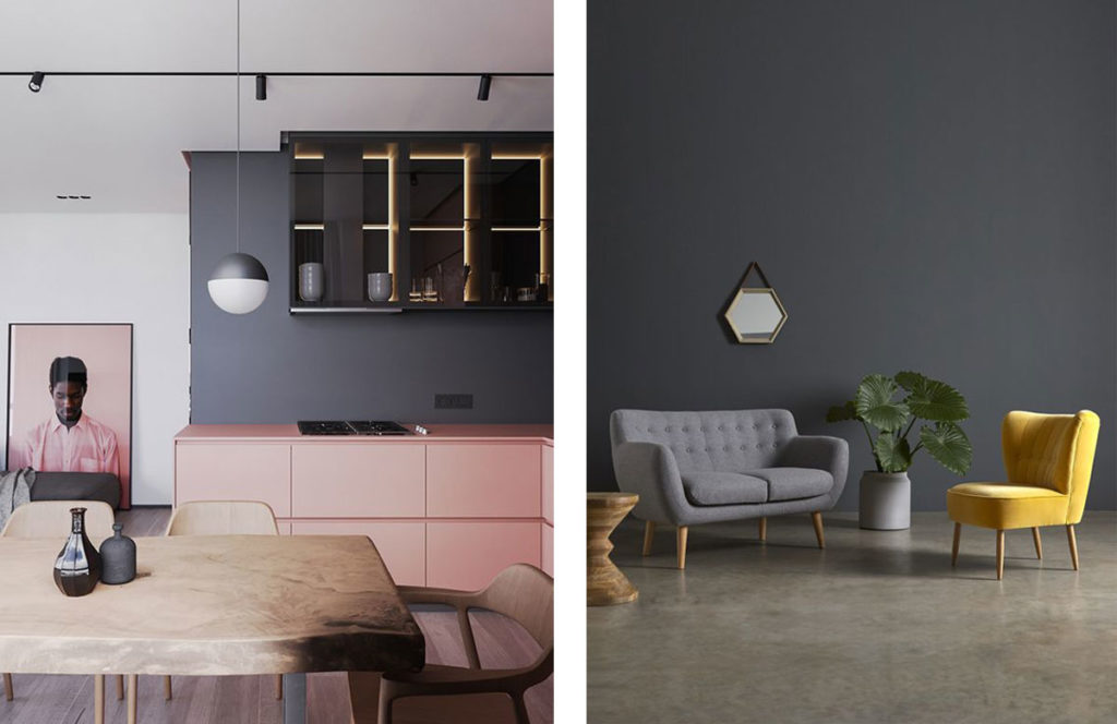 Visualizza altre idee su colori pareti, arredamento, pareti interne. Ecco Perche Il Grigio E Il Colore Perfetto Per Gli Interni Interior Notes