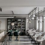 La Cocina Sostenible Inspira La Paleta De Colores Del Restaurante Maannos Interior Notes