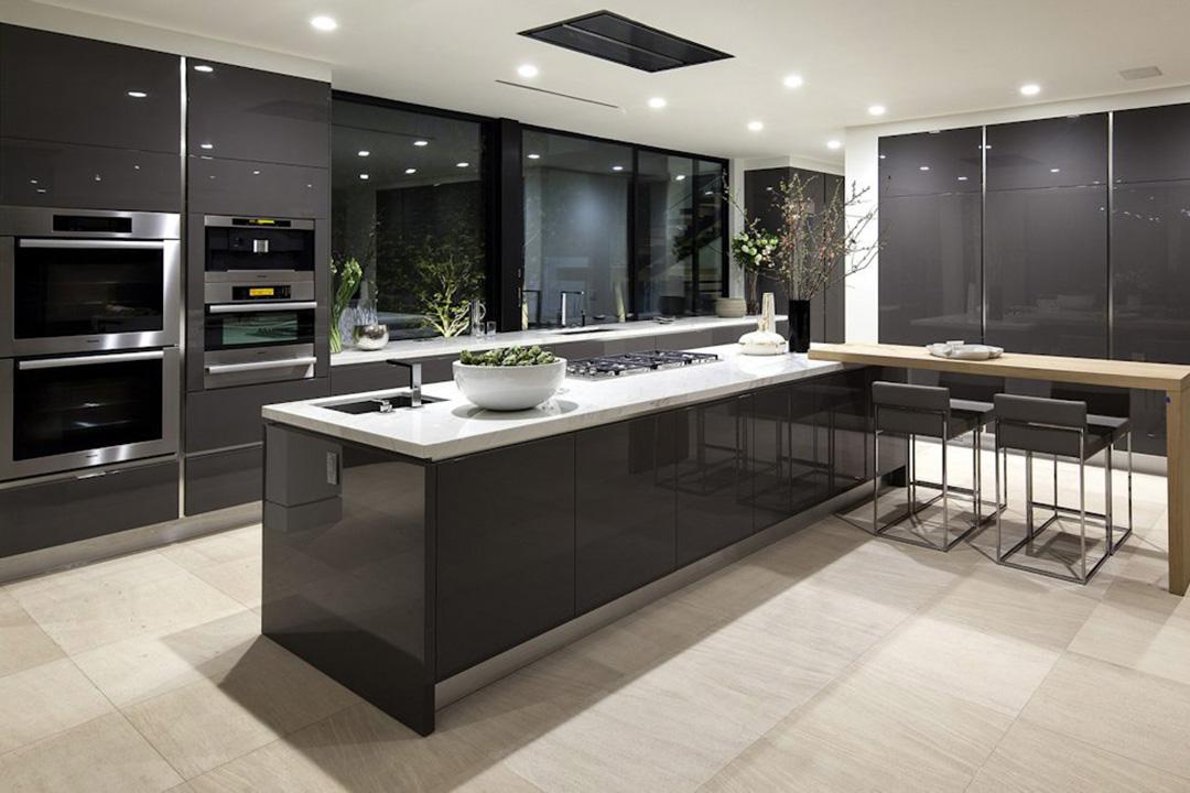Kitchen Cabinet Design Services © Interior Renovation Malaysia on Modern Kitchen Design  id=22810