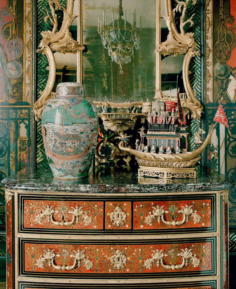 Chinoiserie In Opulence Interiors By Color