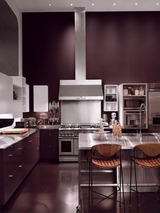 Kitchen Design Color Schemes