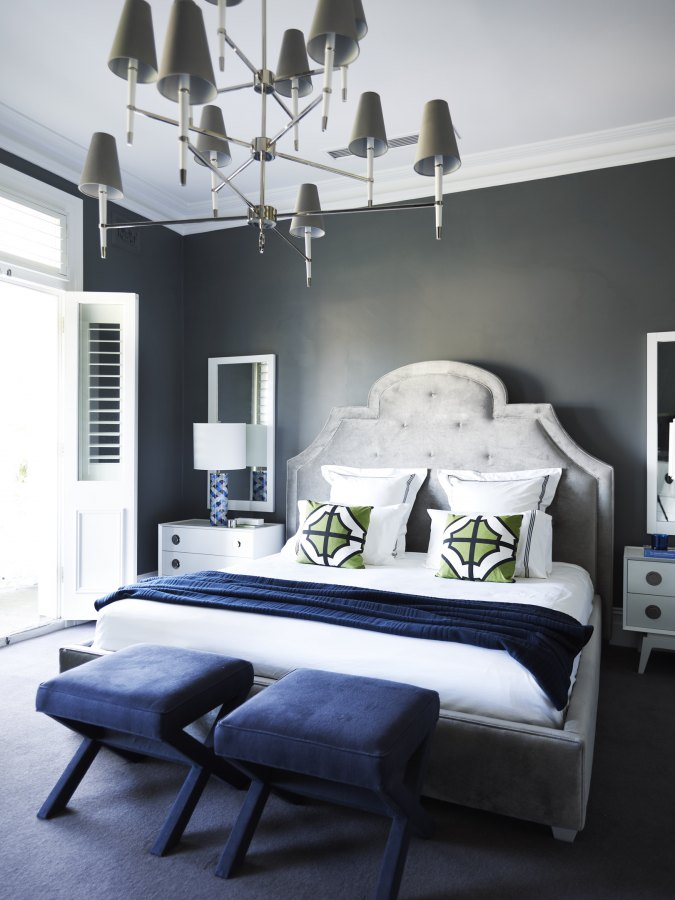 Whether you prefer barely there hues or are ready to amp up the drama in your bedroom, we have pai. Clarke Payne House - Interiors By Color