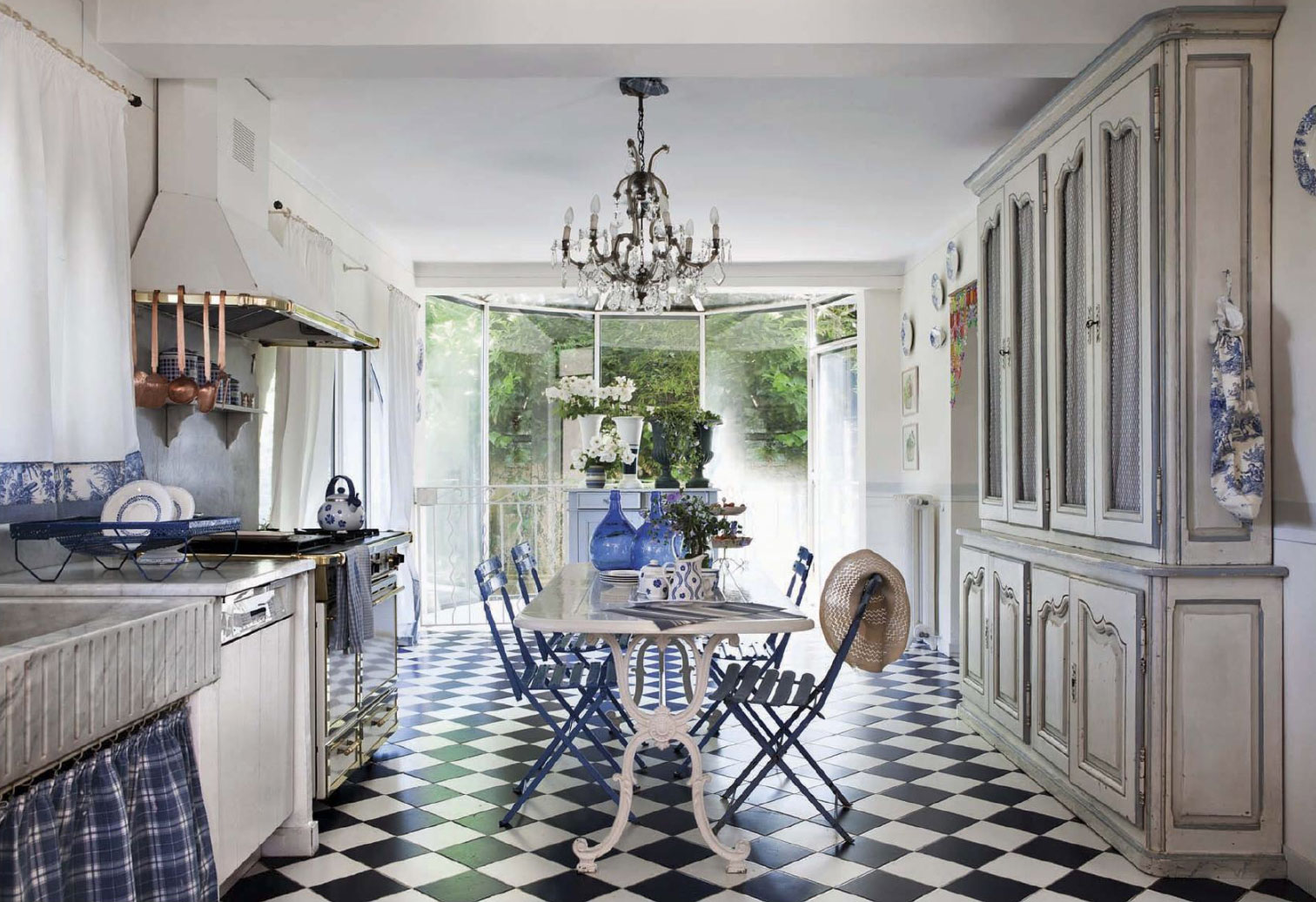 French Country Cottage Interiors