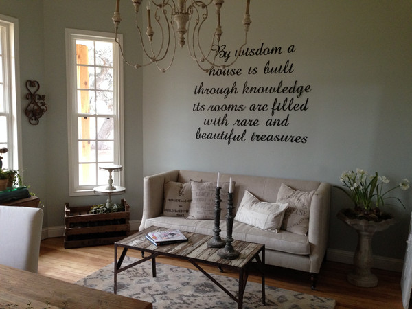 Walls In Sherwin Williams Silver Strand Interiors By Color
