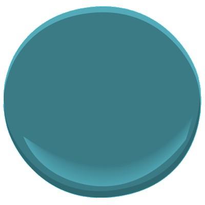 Blue Paints Interiors By Color