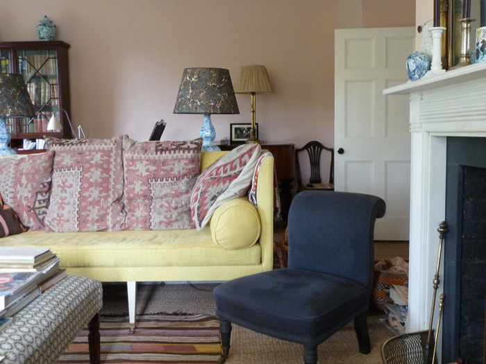 Farrow Amp Balls Setting Plaster Sitting Room Interiors