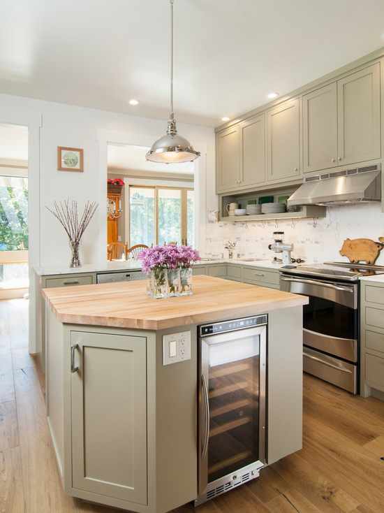 12 beautiful gray kitchen cabinets interiors by color on benjamin moore kitchen cabinet paint id=98035