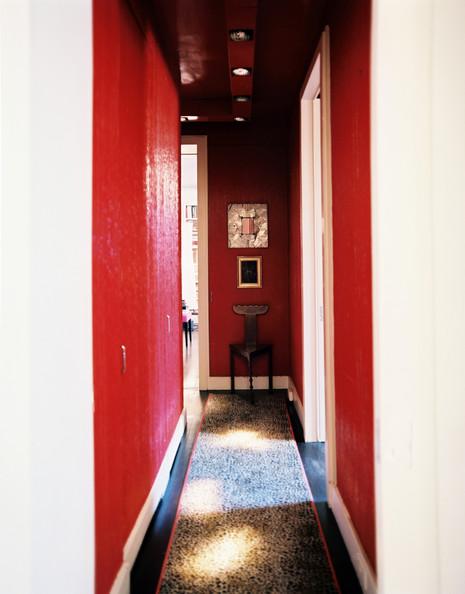 Interior Designer Albert Hadley Interiors By Color