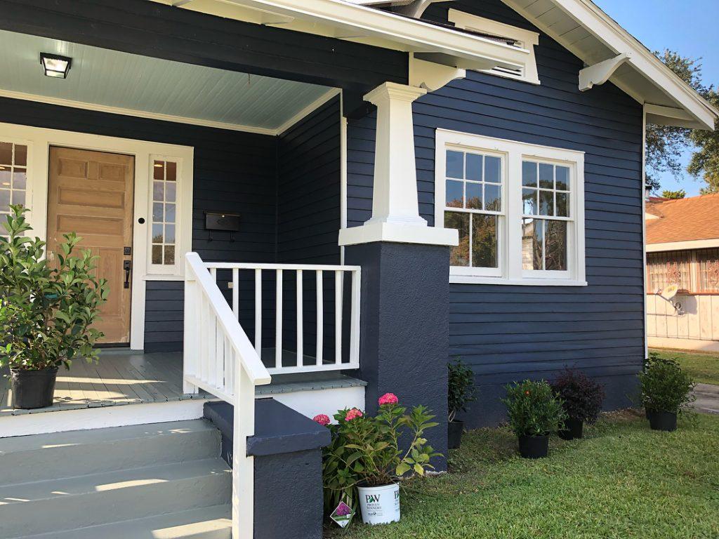 benjamin moore hale navy paint color ideas interiors by on benjamin moore exterior paint colors id=64623