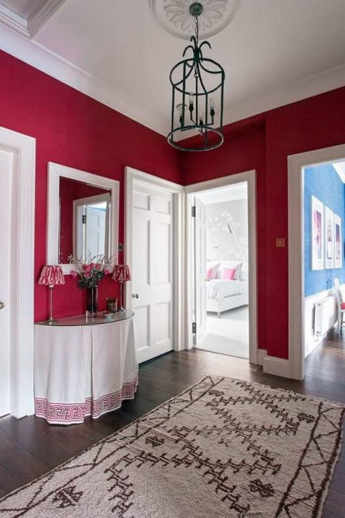 Farrow Amp Ball Rectory Red Paint Color Schemes Interiors