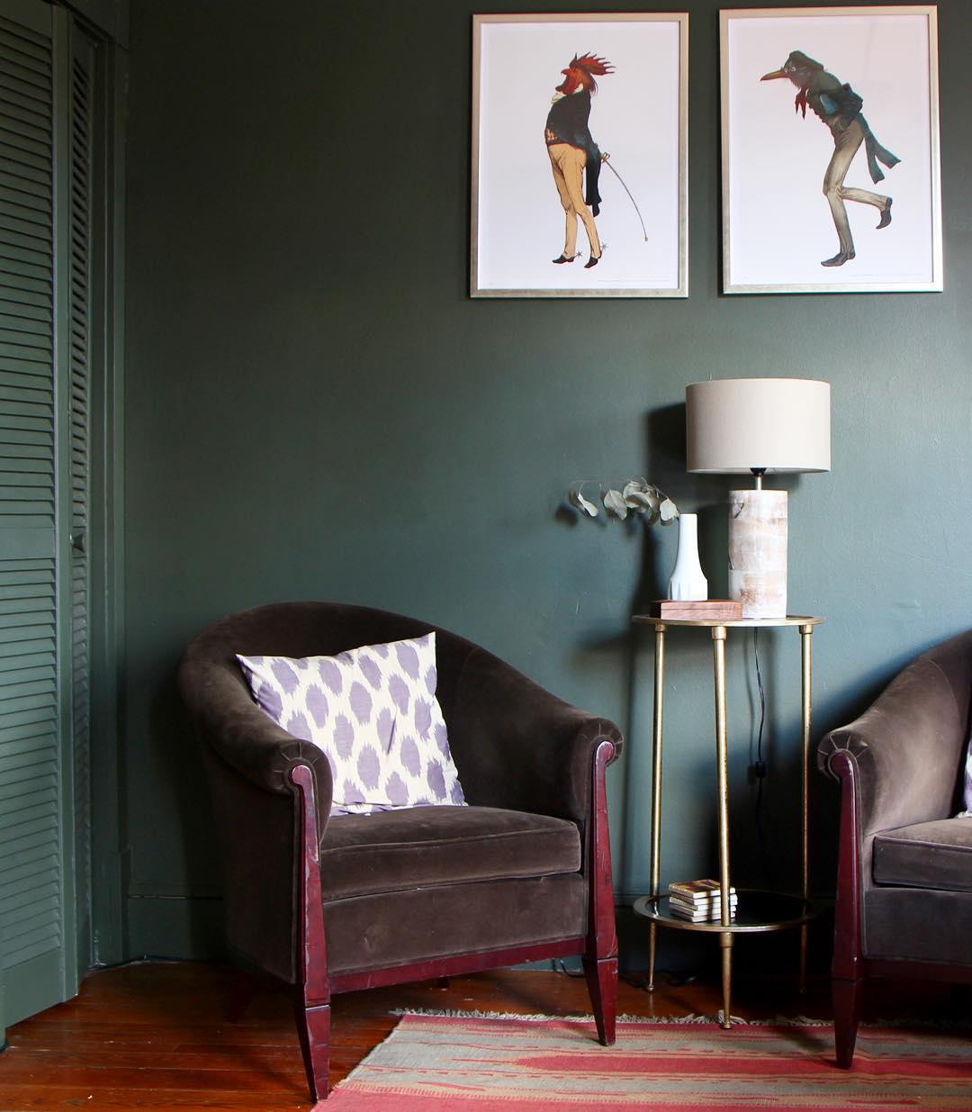 Benjamin Moore Vintage Vogue Interiors By Color