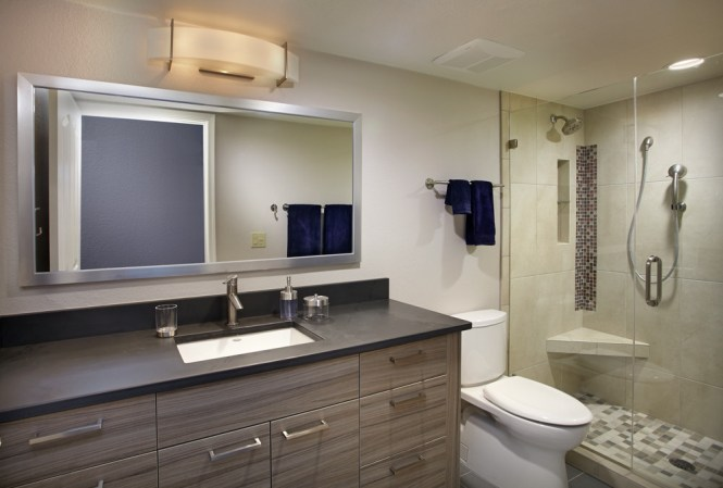 slate bathroom counter tops master bath tucson condo conversion by interior trends remodel and design itr