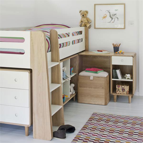 Elegant Single Bed Frames For Kids Interiorzine