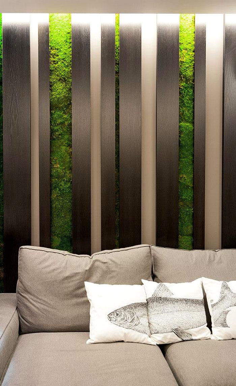 Fresh Design Of Modern Urban Home By Svoya Studio