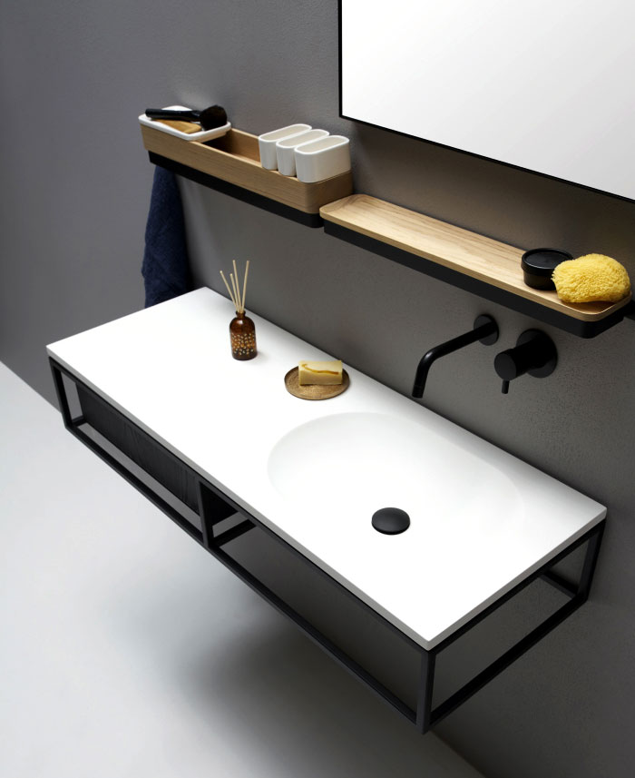 Bathroom Trends 2019 / 2020 - Designs, Colors and Tile ... on Small Bathroom Ideas 2020 id=80200